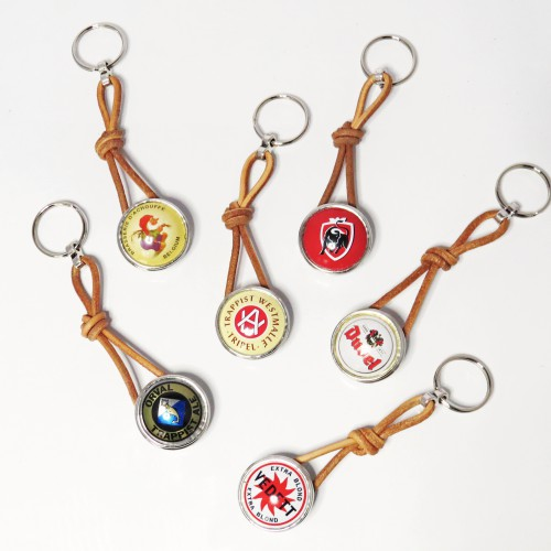 Key ring brown